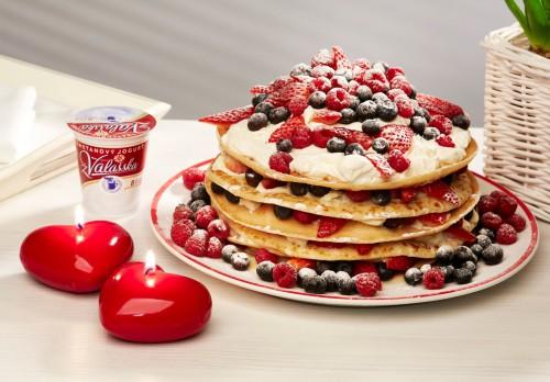 Obrázek k aktualitě Valentýnské dobroty dle Mlékárny Valašské Meziříčí & Tip na vyjádření spokojenosti ve vztahu