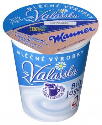 Obrázek k aktualitě Bílý jogurt z Valašska v létě nabídne porci navíc