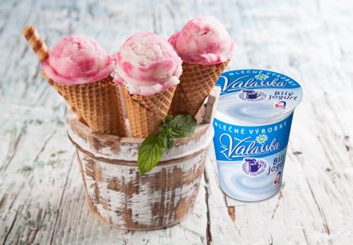 Horké léto s osvěžujícími recepty Mlékárny Valašské Meziříčí
