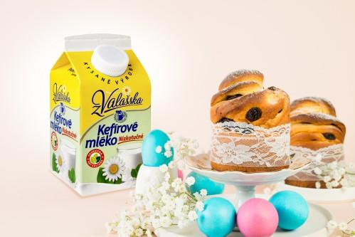 Obrázek k aktualitě Velikonoční rodinné pečení s Mlékárnou Valašské Meziříčí