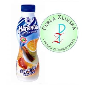 Obrázek k článku Perla Zlínska 2010 – Merenda jogurtové mléko Capuccino - skořice
