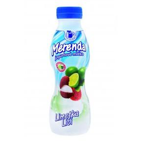 Obrázek k článku Perla Zlínska 2011 – Merenda jogurtové mléko limetka - liči