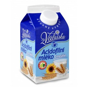Obrázek k článku Regionální potravina roku 2012 – Acidofilní mléko s cereáliemi
