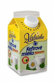 Kefírové mléko nízkotučné