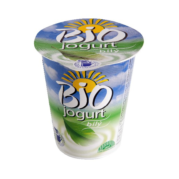 BIO jogurt bílý